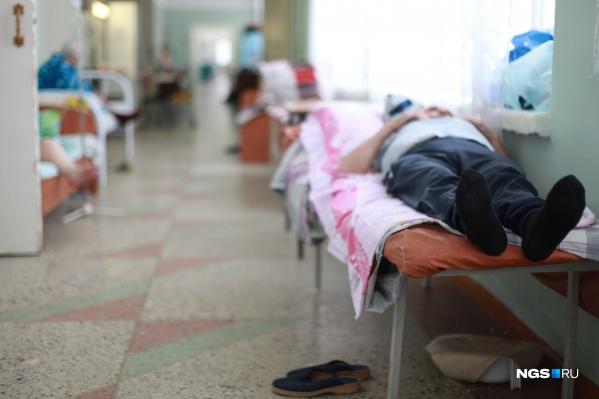 Всего в регионе зарегистрировано 4711 случаев COVID-19, из них — 314 детей