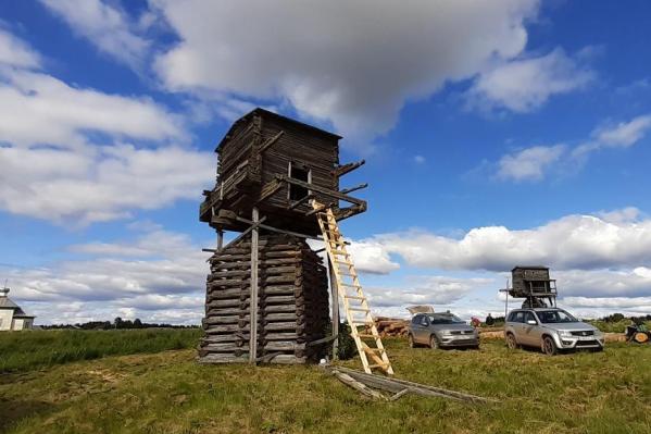 Действующий механизм этой ветряной мельницы в деревне Погорелец неплохо сохранился. Поэтому после восстановления мельница сможет снова работать