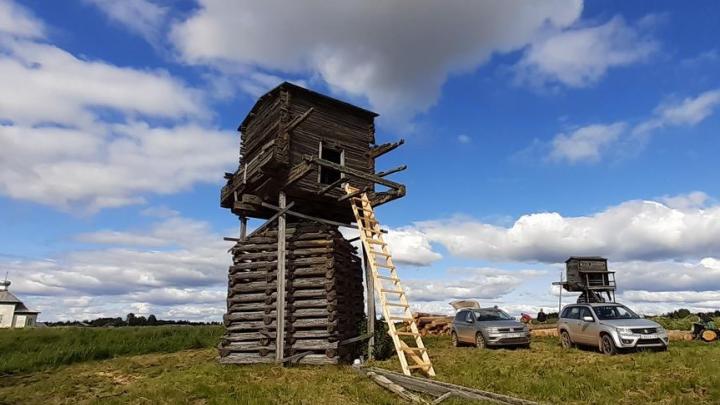 Фонд блогера Ильи Варламова собирает средства на восстановление мельницы в Мезенском районе