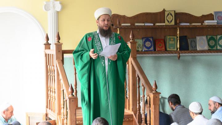«Мечети закрывать не будем»: муфтий Волгоградской области обратился к верующим накануне Ураза-байрам