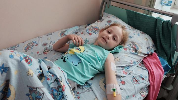 Челябинские хирурги прооперировали девочку с двумя желудками