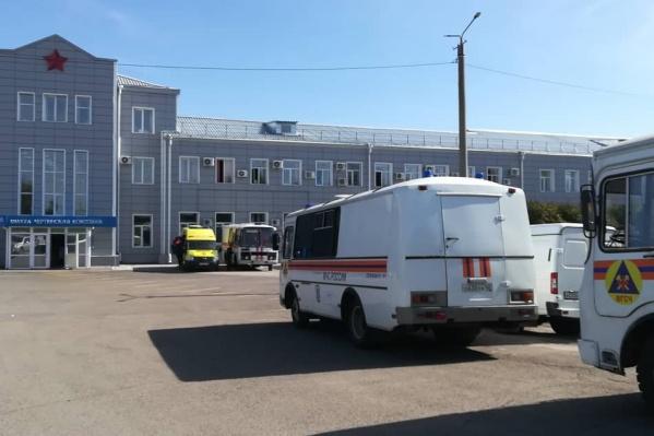 ЧП на кузбасской шахте произошло в 4 утра 14 сентября