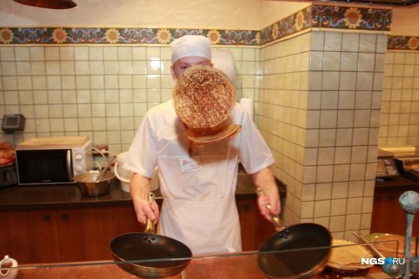 Блины или подобные им блюда есть в кухнях разных народов мира
