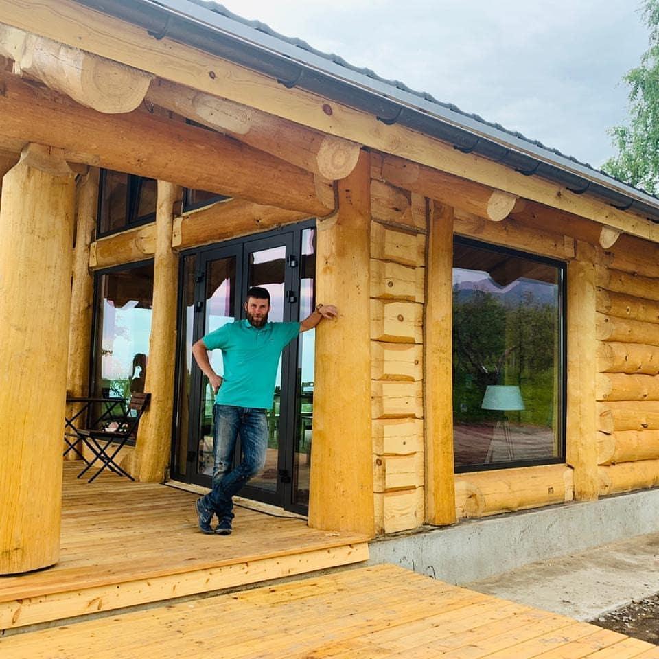Так выглядит готовый дом, построенный по технологии