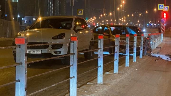 Главный дорожник региона рассказал о своем отношении к тросовым ограждениям в Челябинске