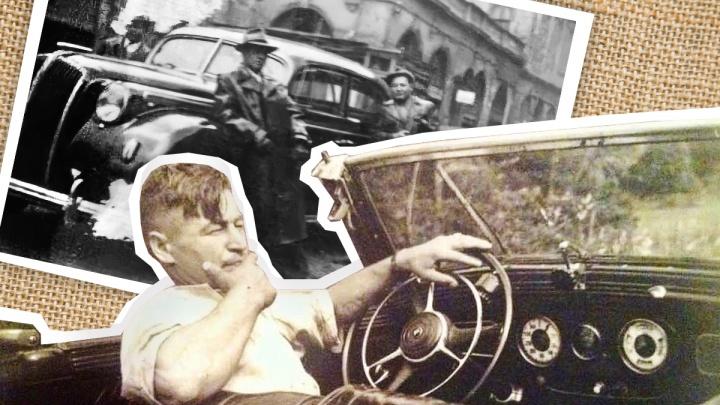 Фронтовой инстаграм: «Дед возил хлеб по Дороге жизни под бомбежкой — машины тонули за секунды »