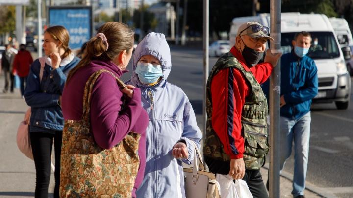 В Волгограде и области с 1 апреля смягчены коронавирусные ограничения