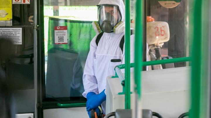 Количество умерших от коронавируса за время пандемии в Красноярском крае перевалило за тысячу