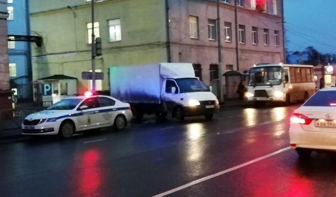 В Ярославле произошло ДТП с участием автобуса: водитель рассказал, что произошло