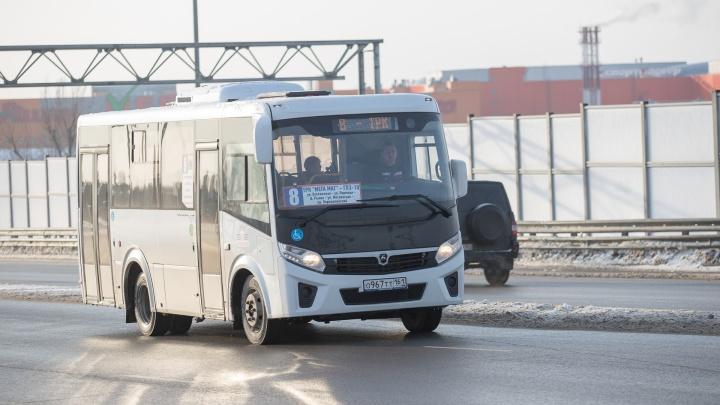 Было 15, будет 4: в Ростове сократили число автобусов по маршруту «ГПЗ-10» — «Мегамаг»