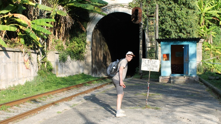 Мир глазами нижегородцев: отправляемся в «Страну души» — солнечнуюизаброшенную Абхазию