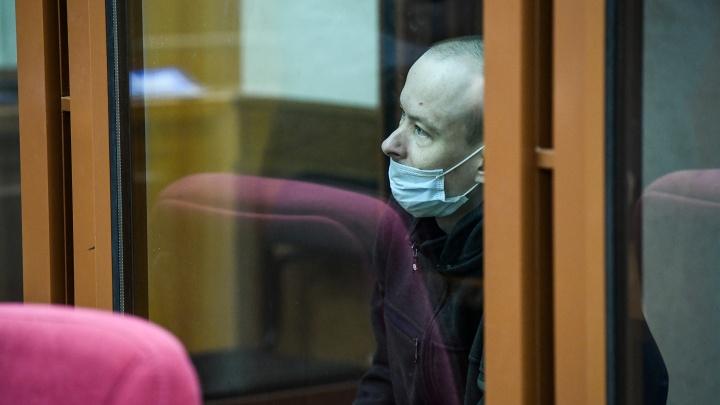Суд назвал дату решающего заседания по делу убийцы девушек на Уктусе