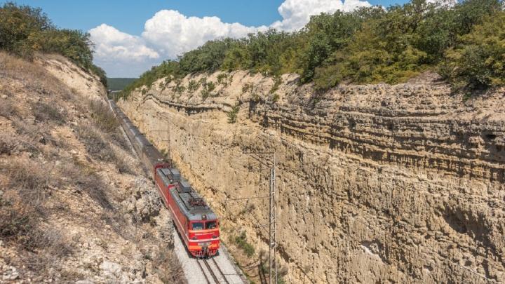 Поезд «Таврия» впервые отправился из Перми до Симферополя