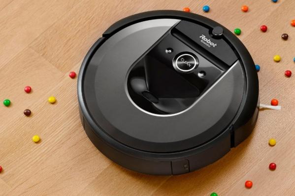 Робот-пылесос избавляет от рутинной уборки
