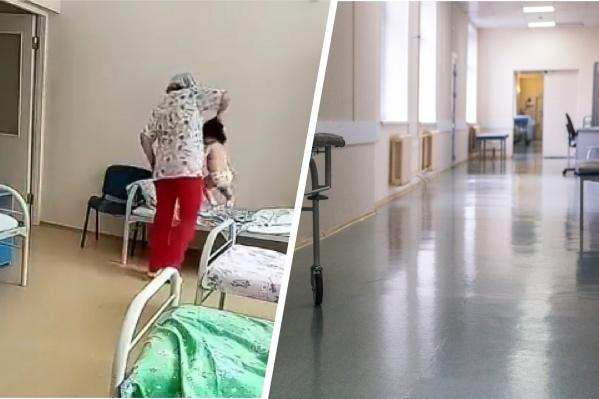 После видеоролика медсестру решили уволить