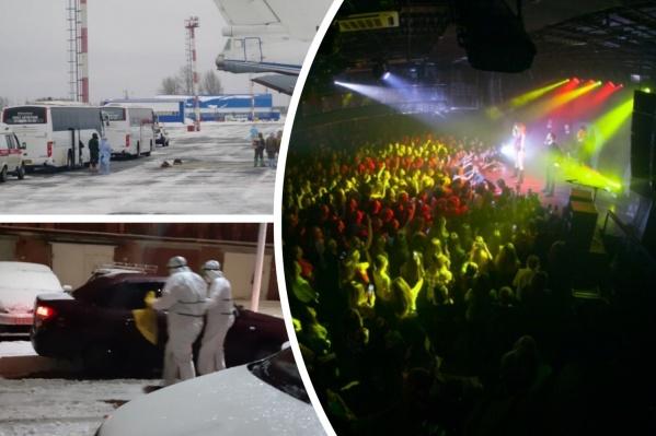 Афиши сейчас в срочном порядке пересматривают, некоторые исполнители уже отменяют концерты