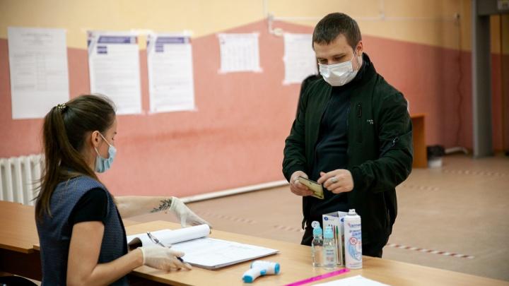 В Тюменской области 85,57% жителей поддержали поправки в Конституцию