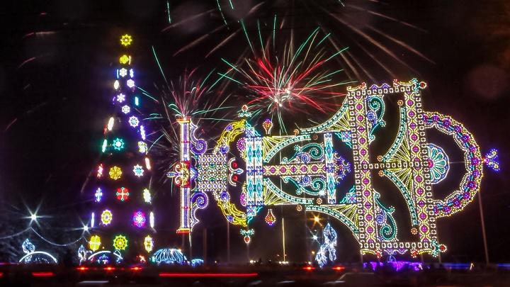 Власти Уфы рассказали, когда пройдет новогодний салют