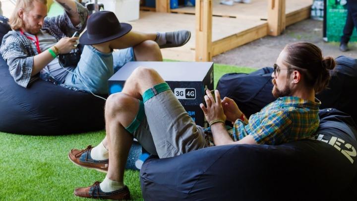 Доля LTE-смартфонов в сети Tele2 на Юге достигла 82%
