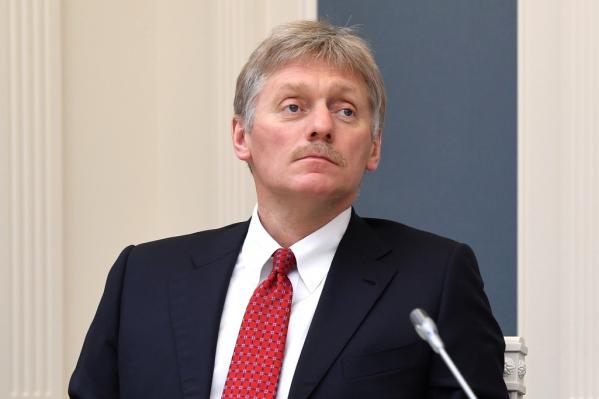 О диагнозе Дмитрия Пескова стало известно накануне