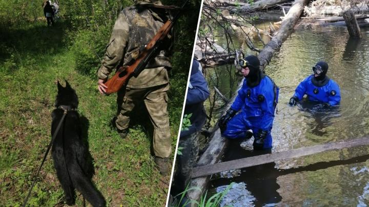 Волонтеры в подробностях и с фото рассказали о поисках пропавшего 10-летнего мальчика в Прикамье