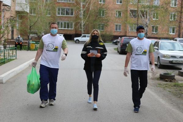 Чем живёт волонтёрское движение СУЭК во время пандемии коронавируса