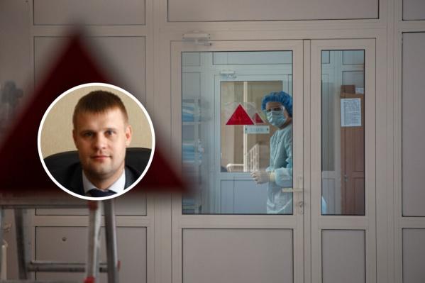 Денис Кононов, заболев коронавирусом, продолжал вести обычную жизнь
