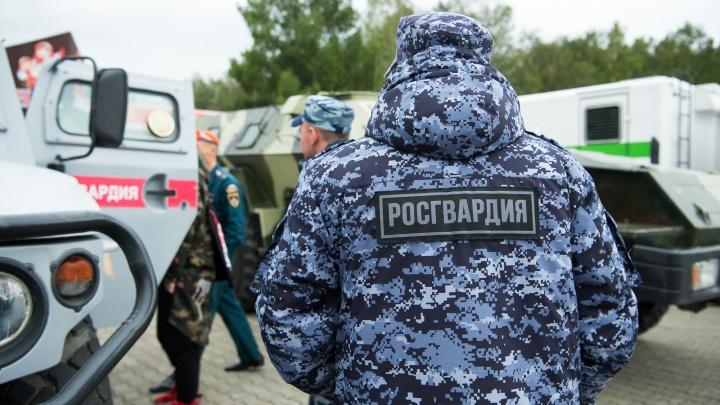 В Екатеринбурге покончил с собой офицер Росгвардии