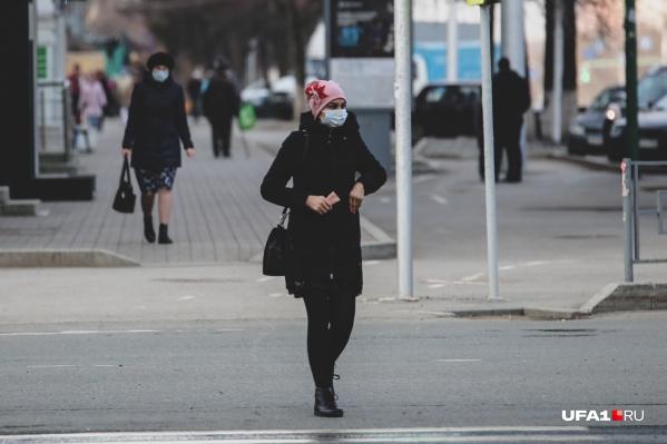 С 4 мая все жители Башкирии обязаны будут носить маски