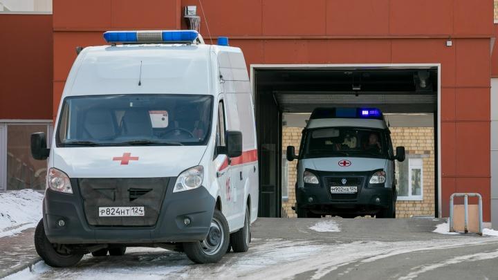 Официально: в Красноярске 8 пациентов с коронавирусом
