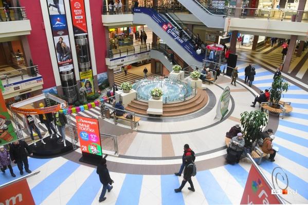 По указу губернатора с 28 марта все торговые центры должны быть закрыты, но часть магазинов продолжит работу