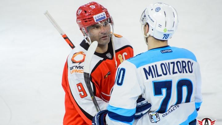 Борьбу в плей-офф «Автомобилист», вероятнее всего, начнёт с «Сибирью». Вопрос в том, где