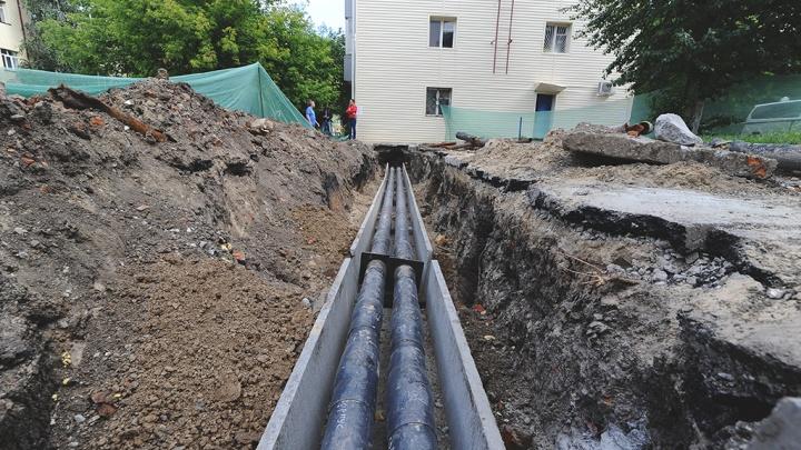 Второй этап опрессовок оставит без горячей воды больше тысячи домов в Тюмени