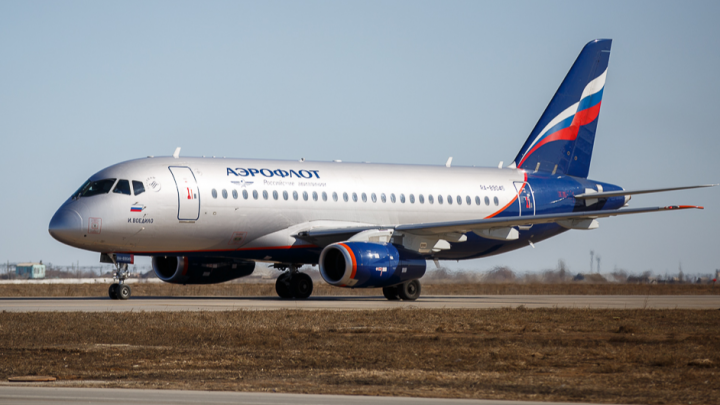 «Аэрофлот» отменил вечерний рейс из Волгограда в Москву