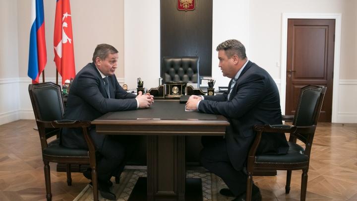 Волгоградский губернатор нашел замену Роману Бекову в комитете ЖКХ