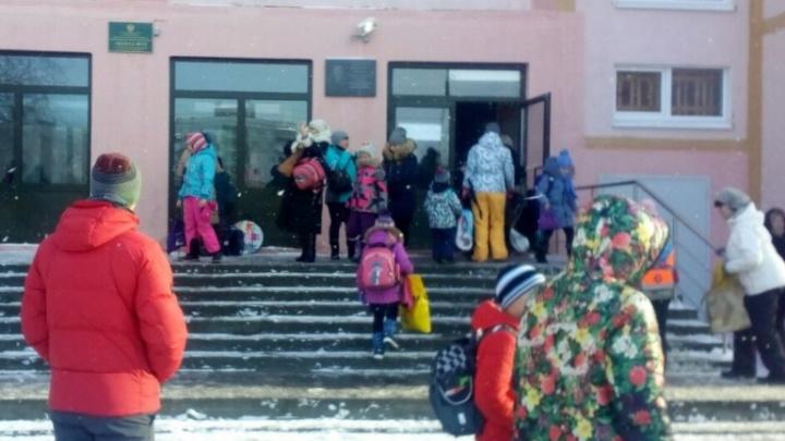 В Нижнем Новгороде из школы №22 эвакуировали более 700человек