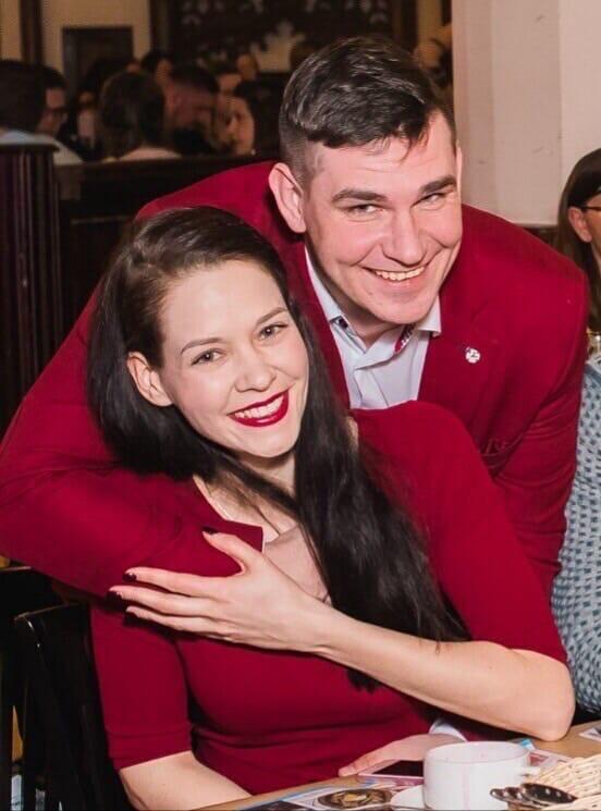 Дарья и Антон вместе три года