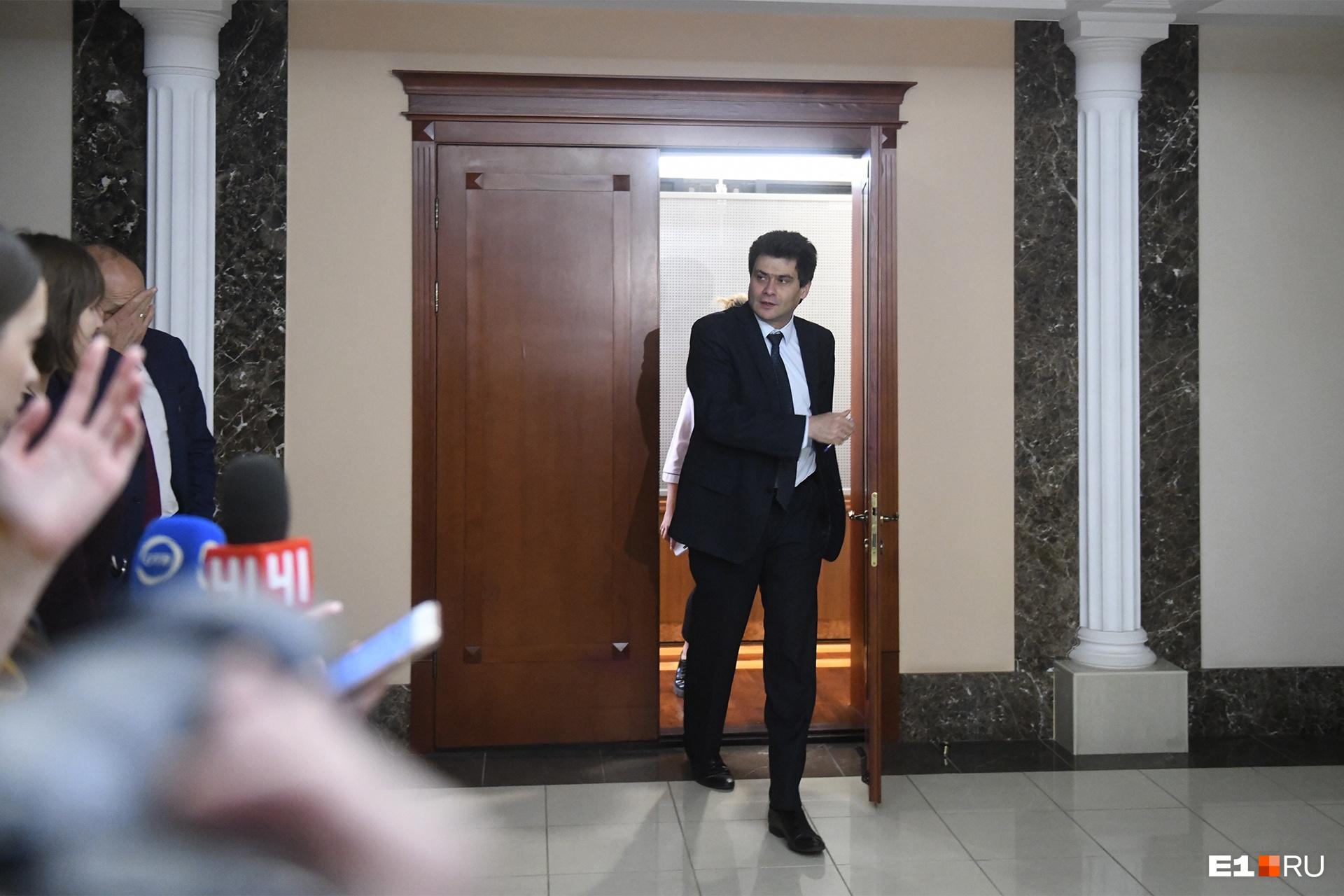 Александр Высокинский по стилю обогнал всех экс-мэров