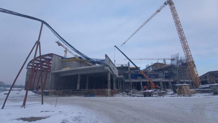 Новосибирская область получит более миллиарда на строительство дорог вокруг нового ЛДС