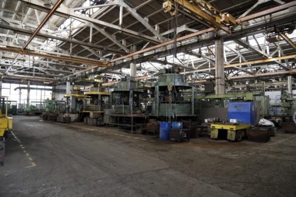 В Курганской области распродают имущество обанкротившегося завода