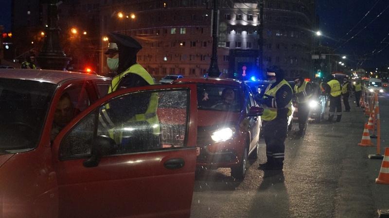 Через тоннель ГИБДД за вечер прошли больше полутора тысяч машин