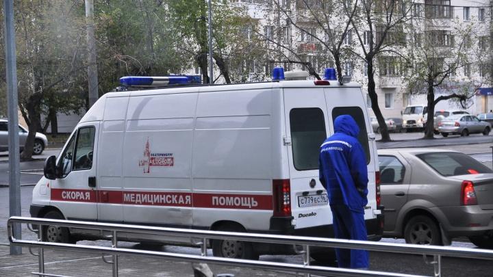 «За сутки более 4 тысяч вызовов скорой»: в Горздраве Екатеринбурга рассказали о колоссальной нагрузке