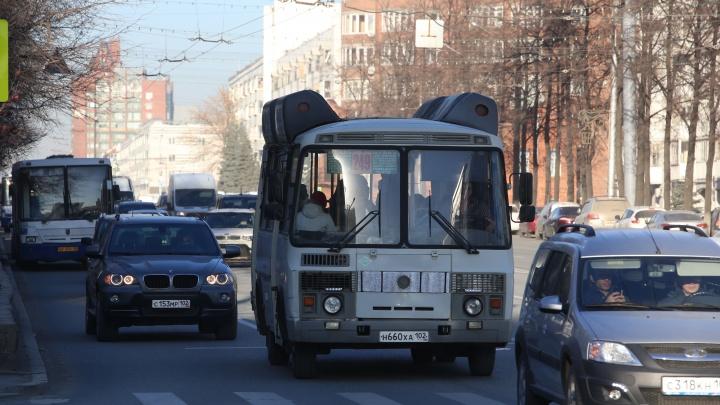 В Башкирии ужесточат требования к маршрутчикам
