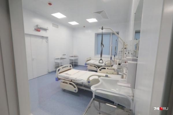 Основной поток пациентов с коронавирусом направили в инфекционный центр под Челябинском