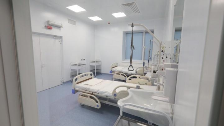 В челябинских больницах начали сворачивать койки для больных коронавирусом