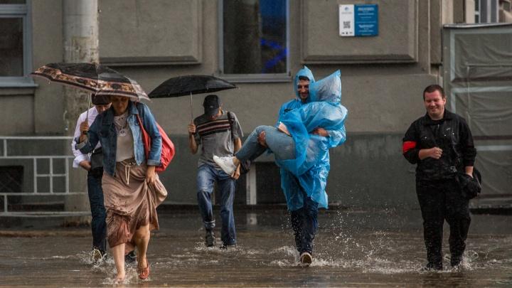 В Новосибирске резко похолодает — идет циклон с Урала