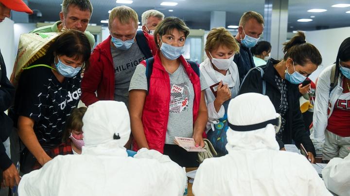 В Тюменской области 146 заболевших коронавирусом. Откуда они приехали и где заразились — карта
