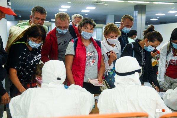 Сейчас проверяют порядка тысячи человек, которые контактировали с заболевшими