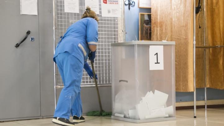 В Архангельской области начались выборы губернатора