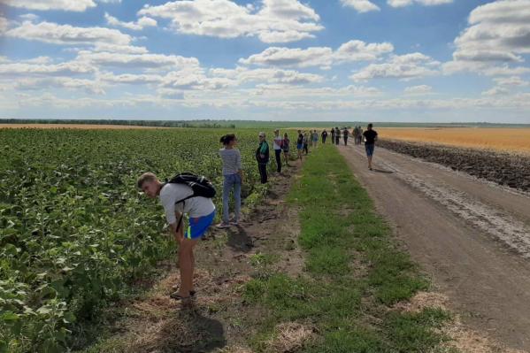 Девушка пропала вечером 13 июля недалеко от села Сосновка Руднянского района